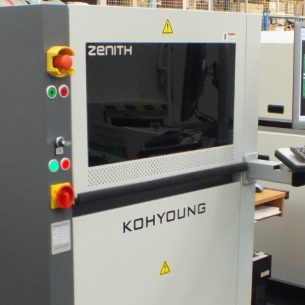 Zenith Koh Young SMT 3D Automatic Optimal Inspection (AOI) machine